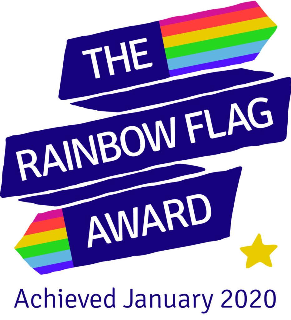 Rainbow Flag Award